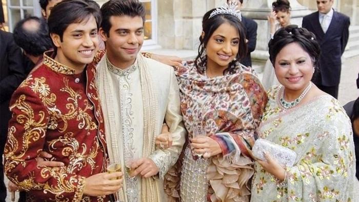 Самая богатая свадьба