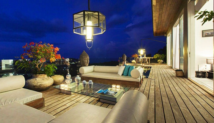 Тропическая вилла на острове Самуи, Таиланд