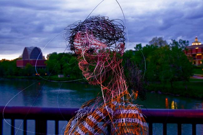 Портреты в формате 4D