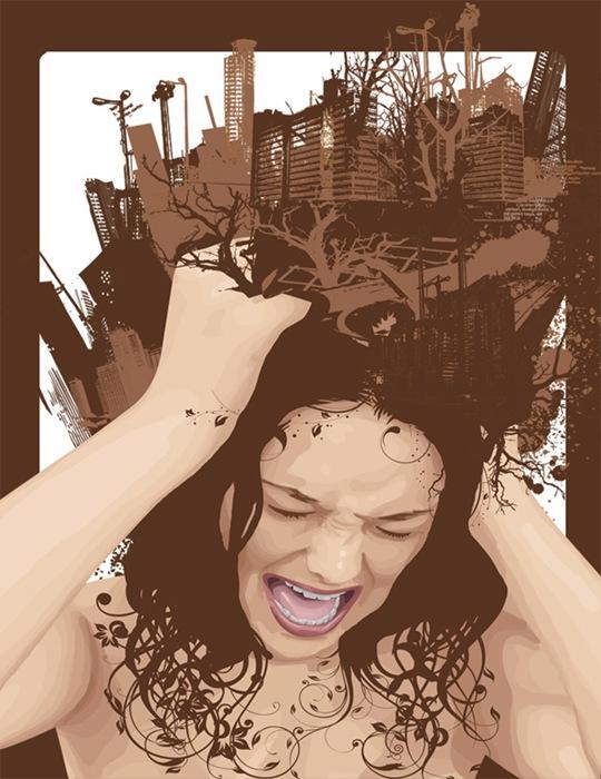 Векторное искусство, Кэси Кинтеро