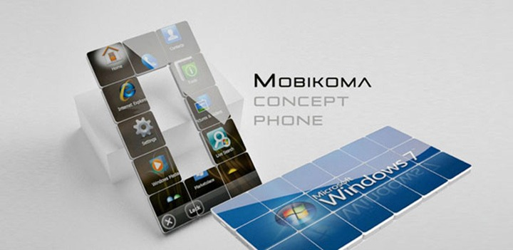 Модульный гаджет Mobikoma