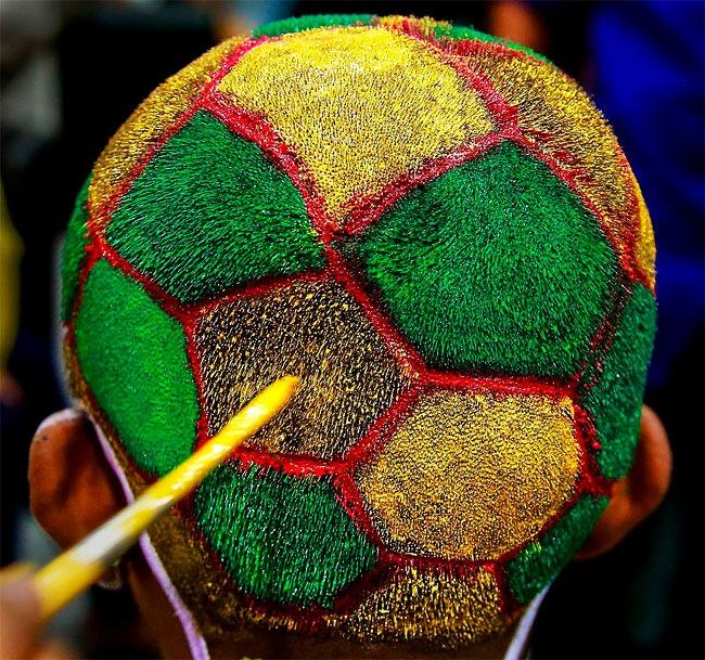 World Cup по всему миру