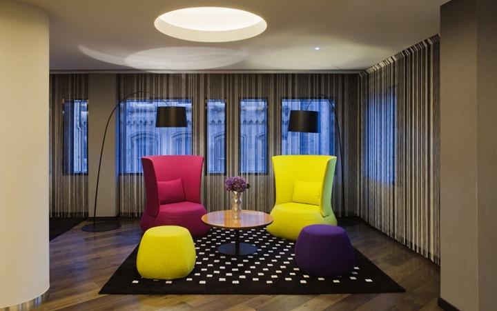 Роскошный Hotel Missoni в Эдинбурге
