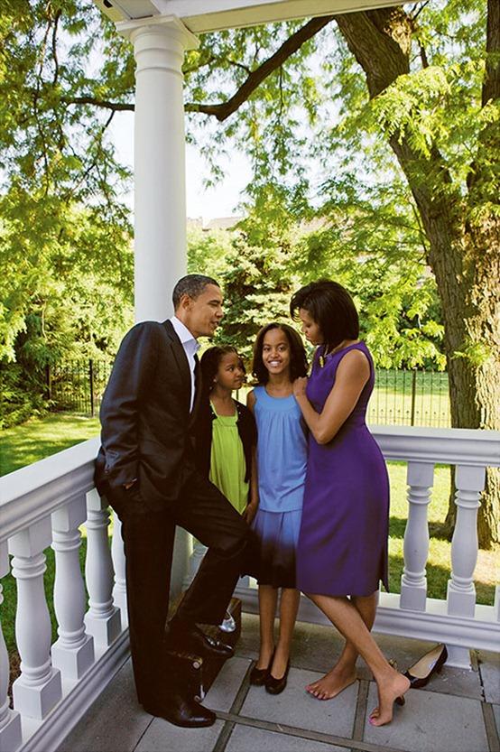 Личная жизнь президента США