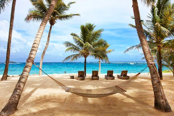 Вилла на берегу Карибского моря