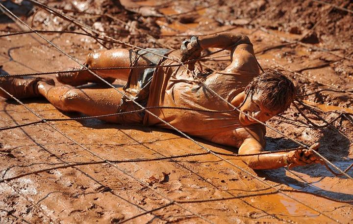Tough Mudder – забег на выживание
