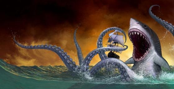 Иллюстрации Георгия Маркова