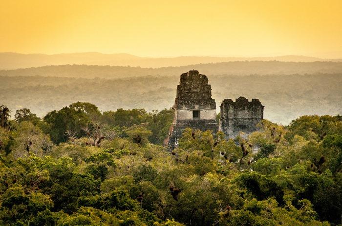 Поразительная Гватемала
