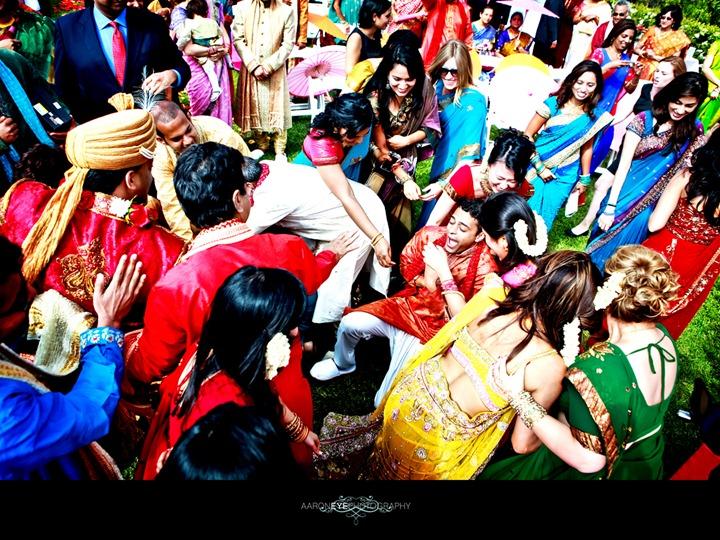 Индийская свадьба: легенда и традиции