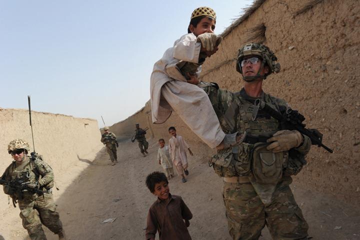 Афганистан: Повседневная жизнь