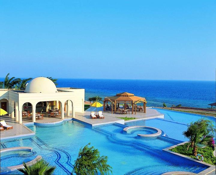Самый дорогой отель египта