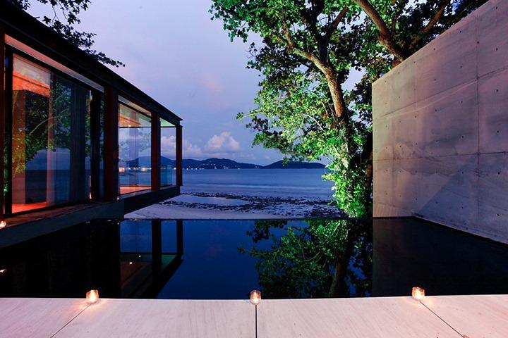 Роскошный отель в Пхукете, Таиланд