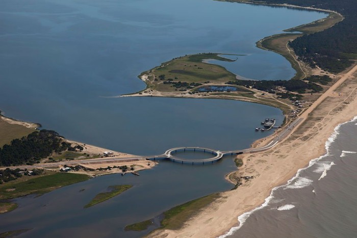 Уругвайский круглый мост