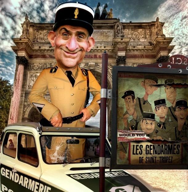 Карикатуры на знаменитостей от Riccardo Boscolo