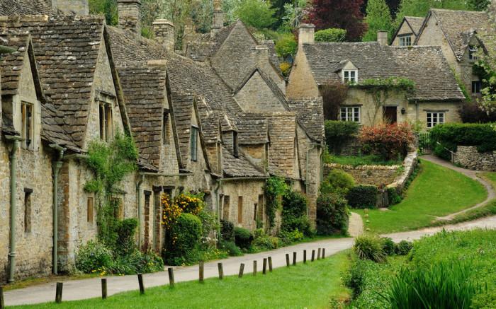 Какие места Англии достойны внимания