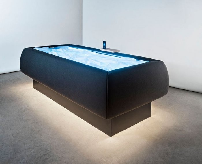 Сухой бассейн: релакс