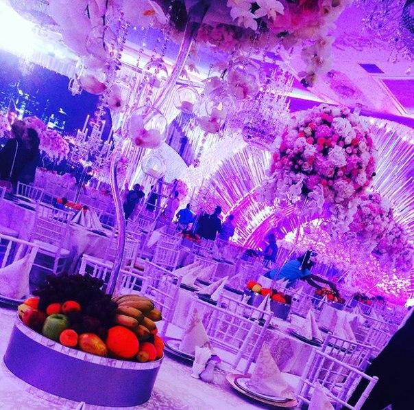Свадьба армянского миллиардера Саркиса Карапетяна