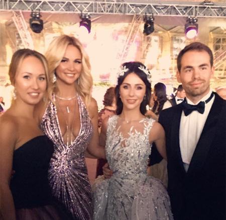 Свадьба сына олигарха: Филипп Киркоров и другие
