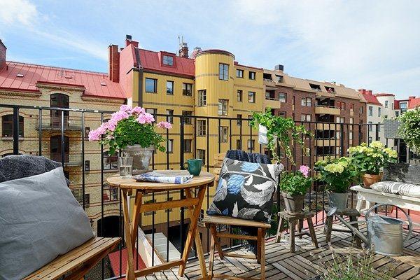 Уютная квартира в Гётеборг с очаровательным интерьером