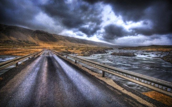 Исландия глазами Trey Ratcliff