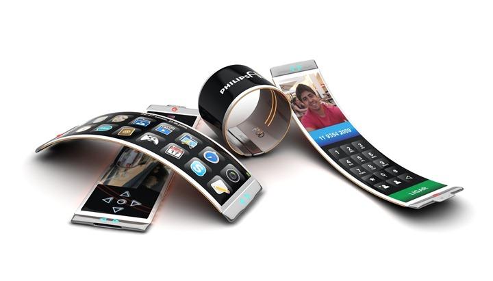 Philips Fluid: симбиоз браслета и телефона