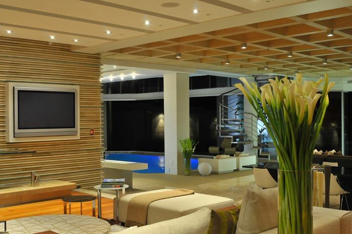 Glass House роскошный дом в Йоханнесбурге