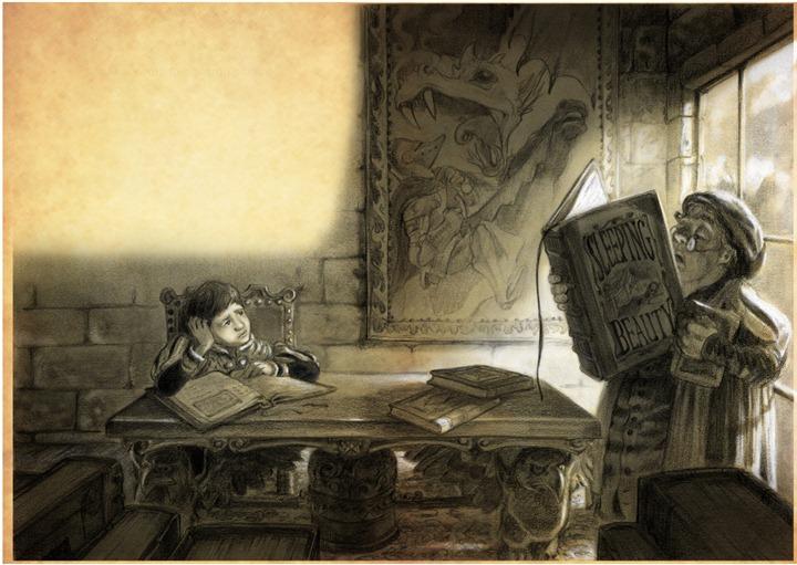 Иллюстрации Scott Brundage