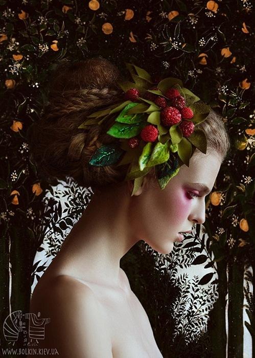 Рай, созданный Викторией Болькиной