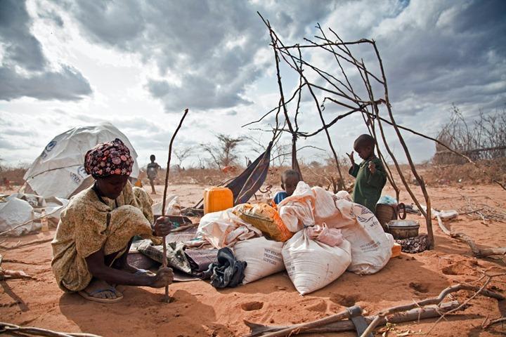 Дадааб–крупнейший лагерь беженцев в мире