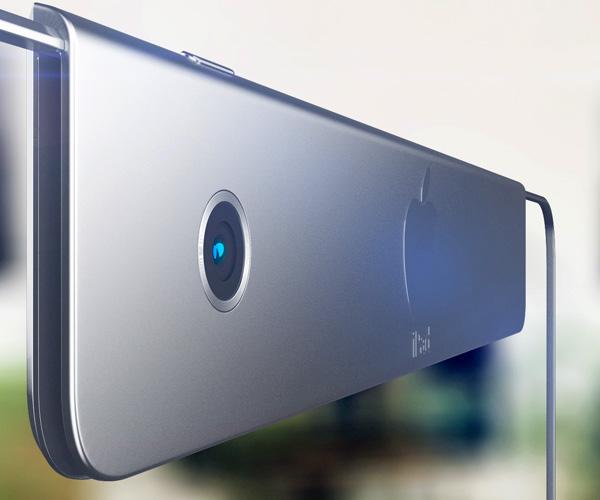Технологии XXI века: прозрачный iPad