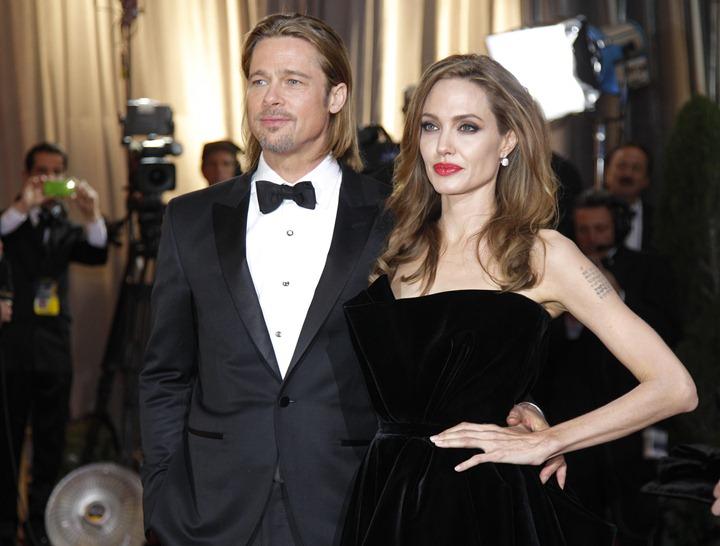 Анджелина Джоли и Брэд Питт помолвлены!