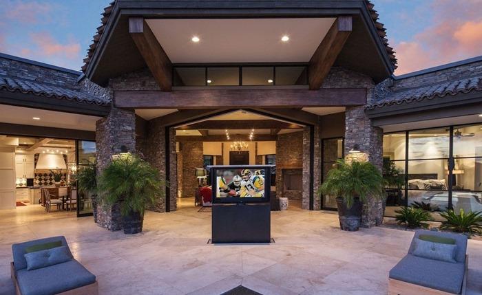 Изысканный особняк в Аризоне