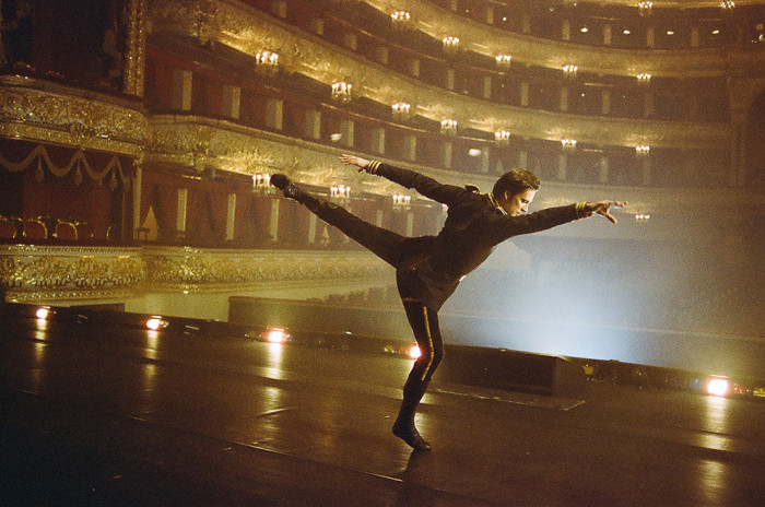 Выступление артистов Большого театра увидит весь мир