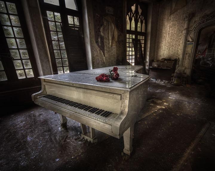Заброшенные места Европы от Andre Govia