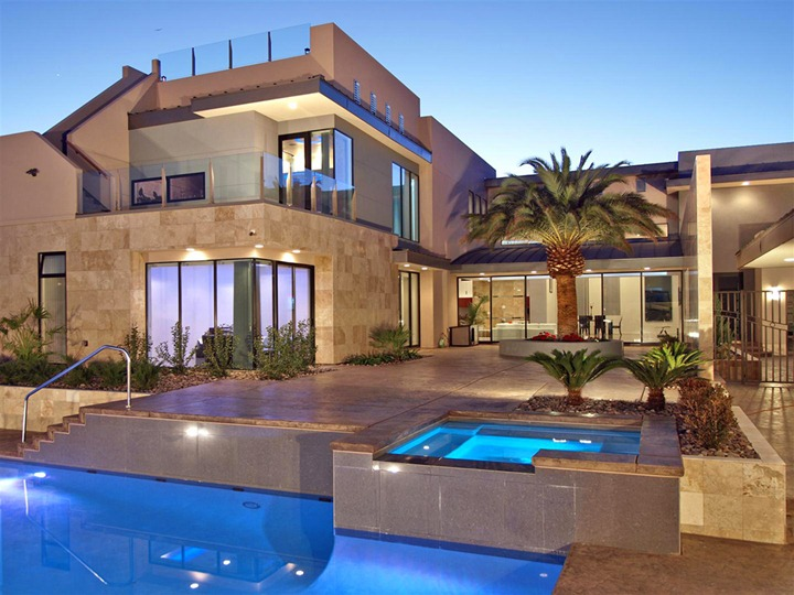 Особняк Tenaya Residence за $2,5 миллиона