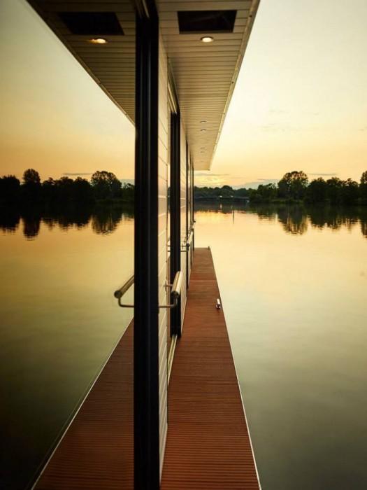 Пентхаус на воде: Rev House