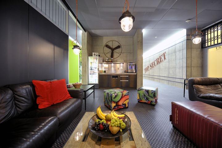 Офис Google в Цюрихе – мечта каждого сотрудника