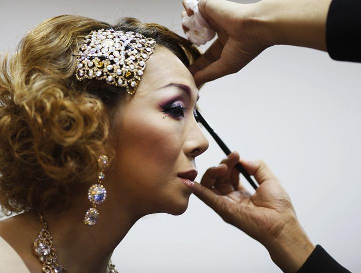 Конкурс красоты Miss International Queen 2012