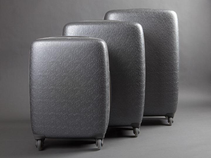 Люкс чемоданы из кожи