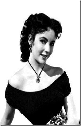 Королева Голливуда  Элизабет Тейлор, какой она была