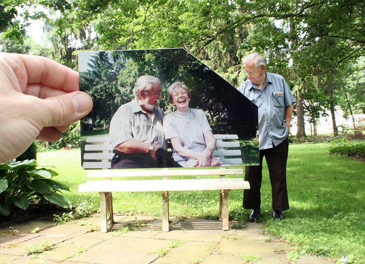 Проект Тейлора Джонса Dear Photograph