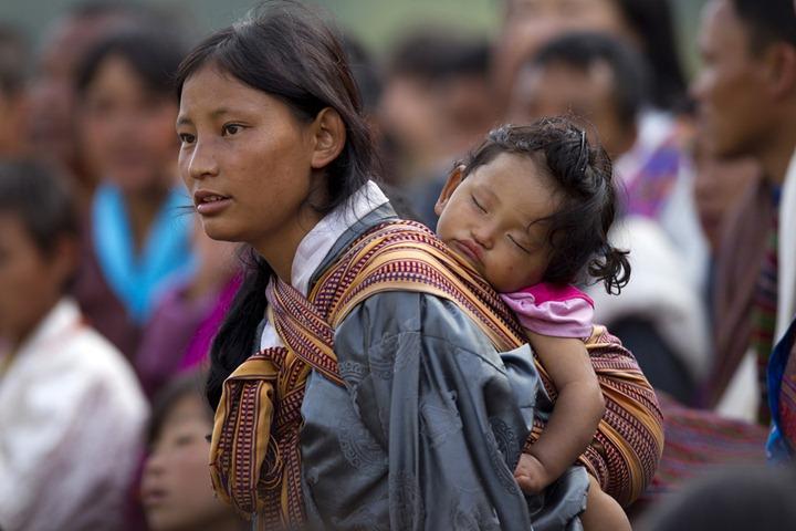 Сцены из Бутана
