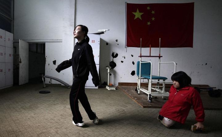 Подготовка к Паралимпийским играм 2012