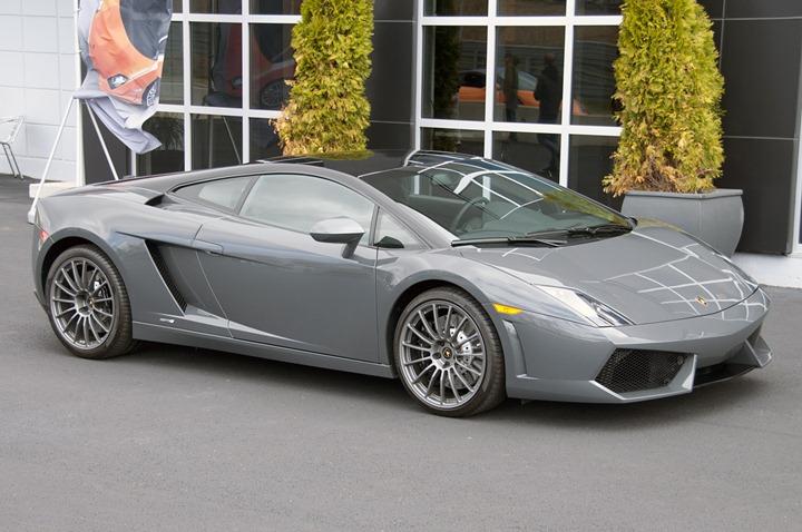 Новый Lamborghini Gallardo удивит мир