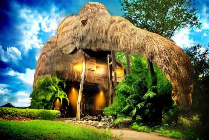 Топ: 10 самых необычных отелей мира (видео)