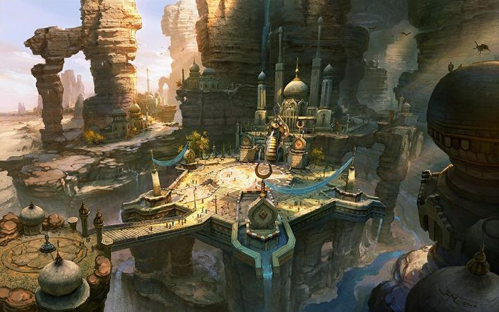 Фантастические миры Ming Fan