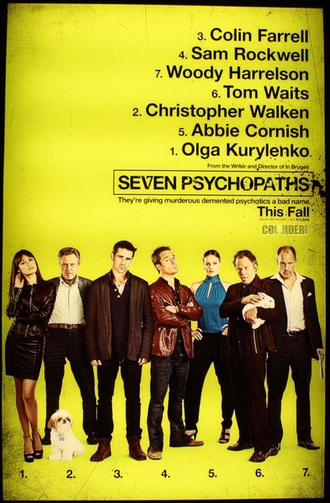 Семь психопатов