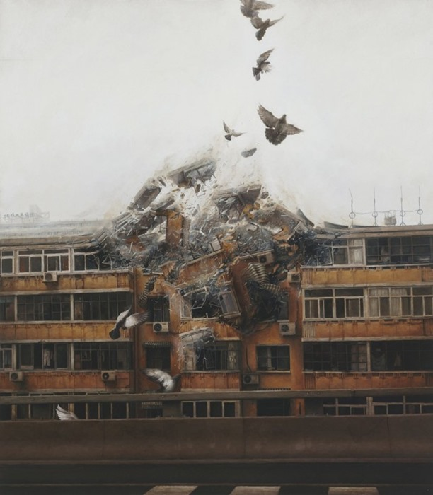 Гиперреализм от Джереми Геддеса