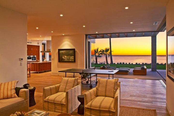 Вилла на берегу моря в Малибу за $27 миллионов