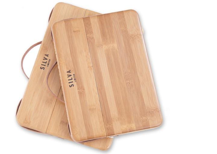 Бамбуковые кейсы для Mackbook и iPad